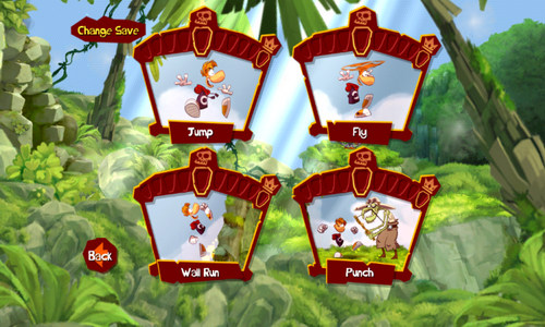 Rayman Jungle Run скриншот