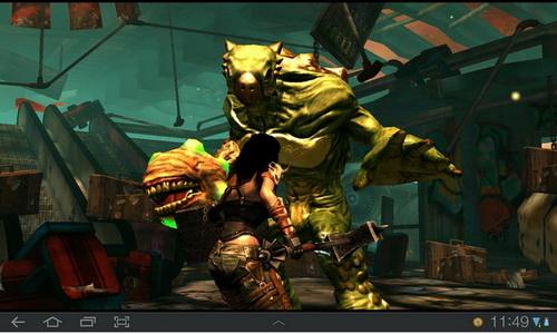 DEATH DOME скриншот
