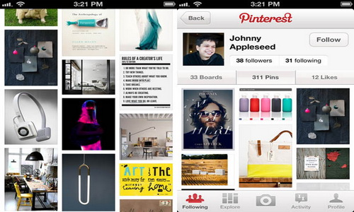 Pinterest аккаунт