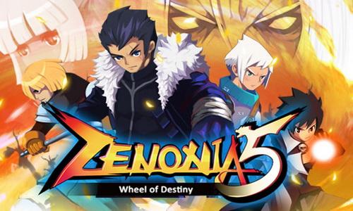 ZENONIA® 5 лого
