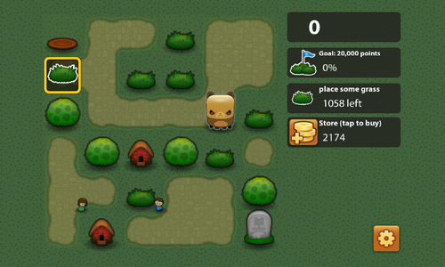 Triple Town скриншот