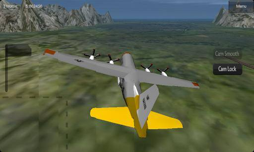 Flight Simulator для Android