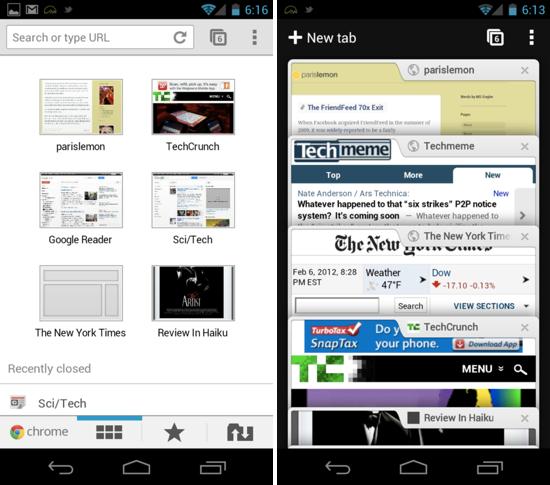 гугл хром на андроид