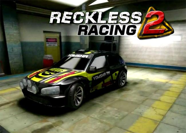 Reckless-Racing трасса