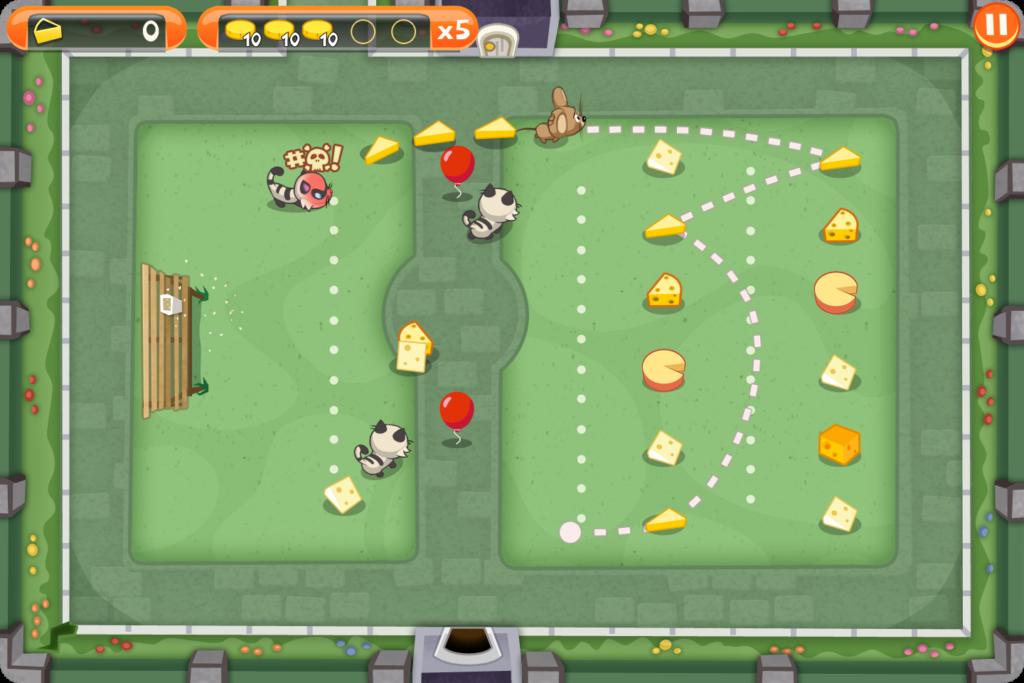 описание игры SPY mouse