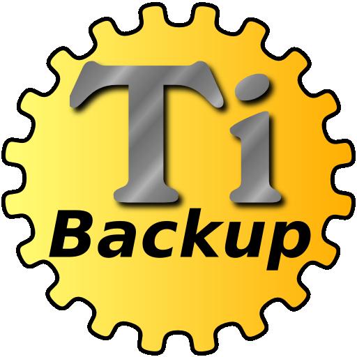 Titanium Backup лого