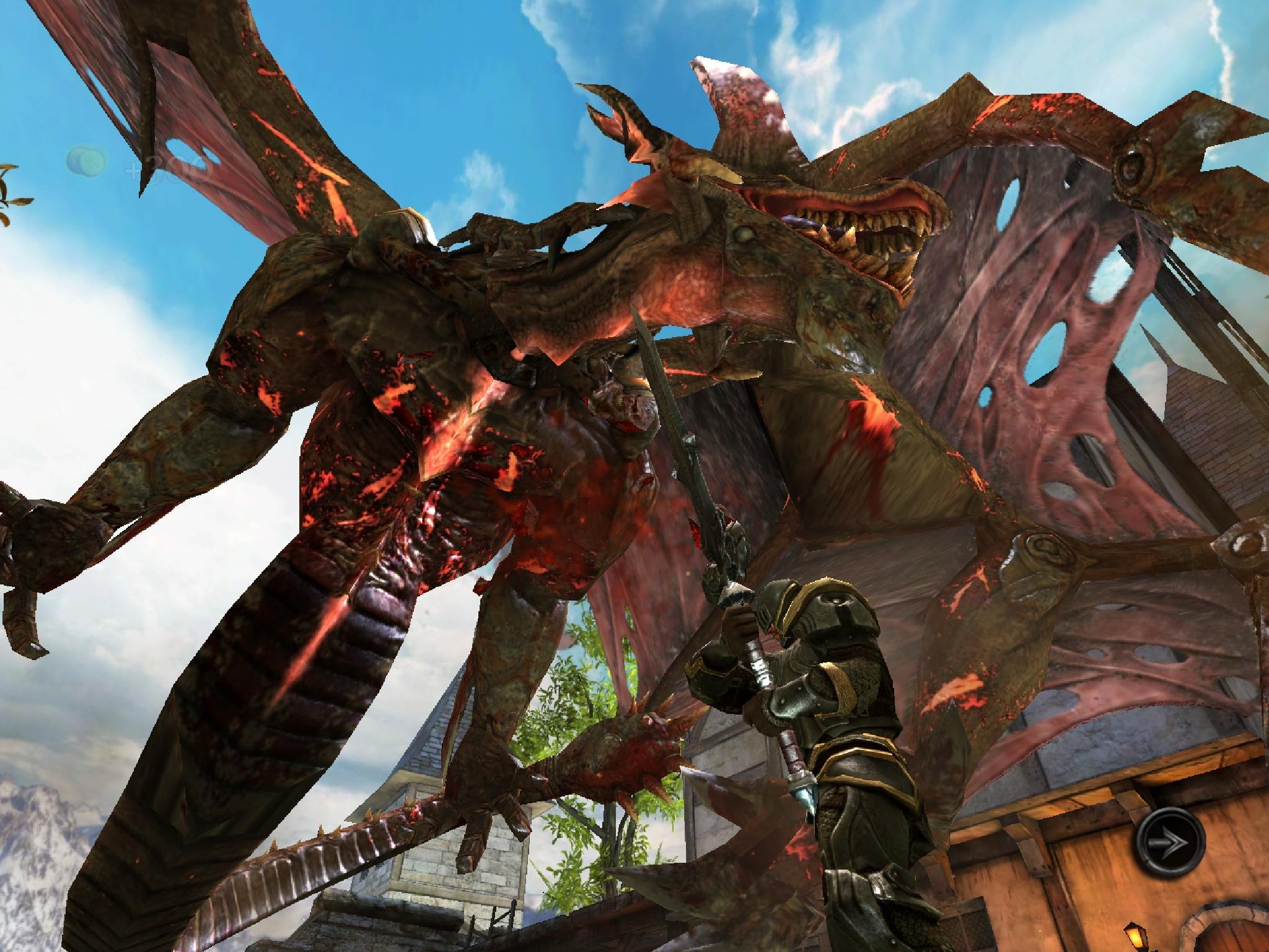Wild Blood дракон
