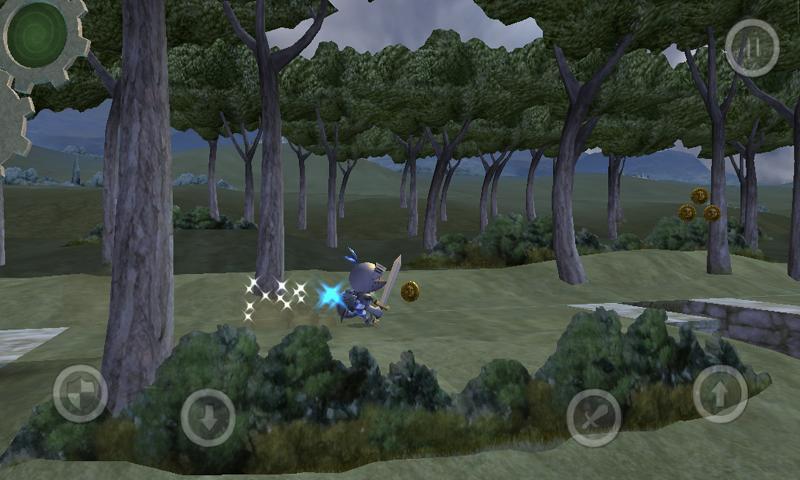 Wind-up Knight 3