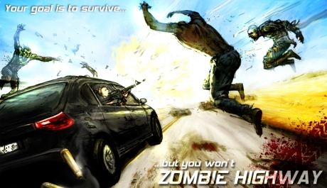 Zombie Highway лого