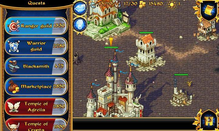обзор игры Majesty Fantasy Kingdom Sim