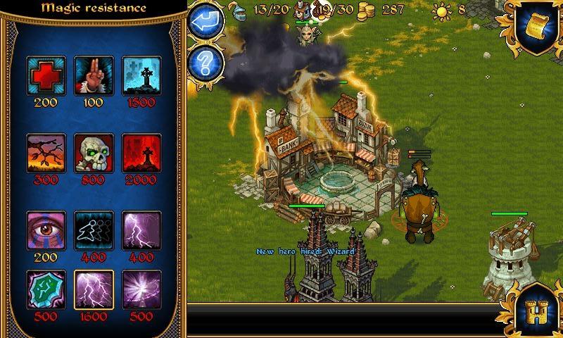 игра Majesty Fantasy Kingdom Sim