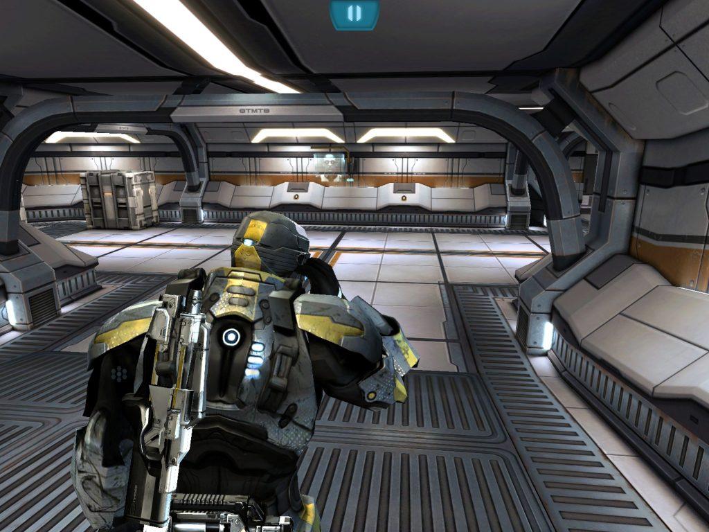 скачать Mass Effect Infiltrator на андроид