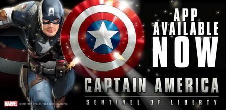 капитан америка андроид