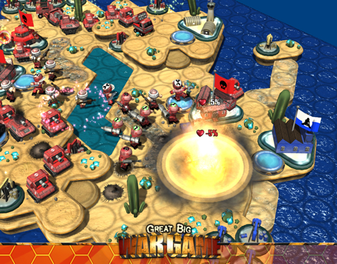 Great Big War Game Android 2