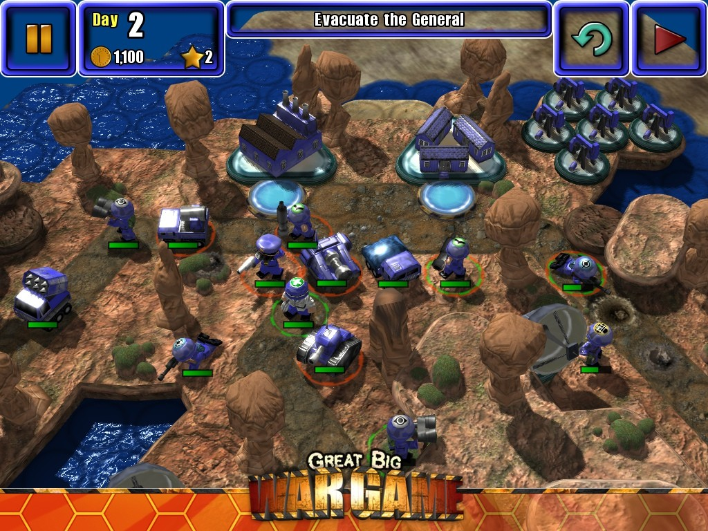 Great Big War Game Android 4