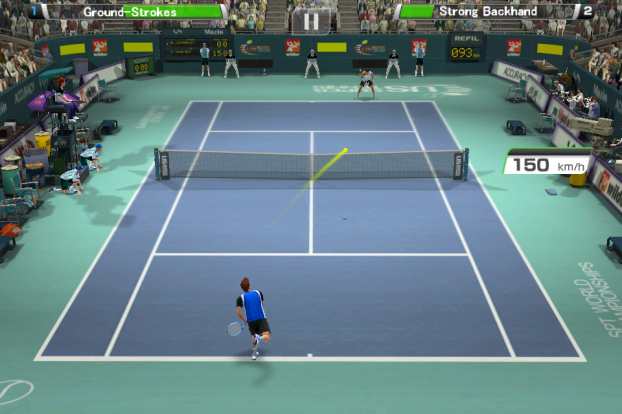 Virtua Tennis Android 2