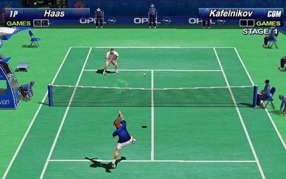 Virtua Tennis Android 3