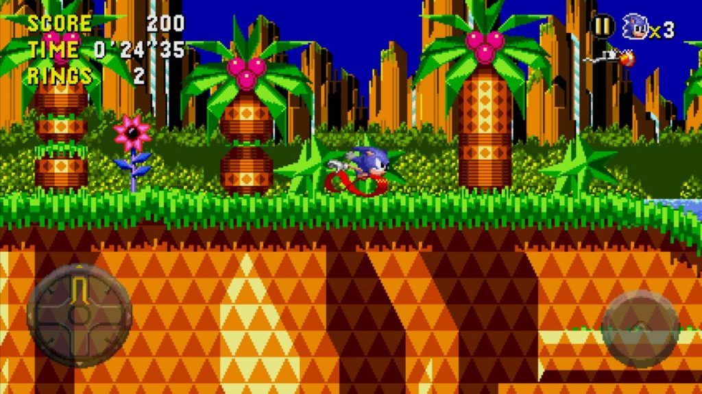 полная версия Sonic CD