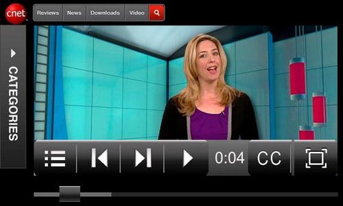 Adobe Flash Player Android скриншот