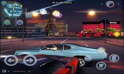 Gangstar Vegas Android игровой процесс