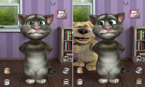 Talking Tom Cat 2 для Android гейплей