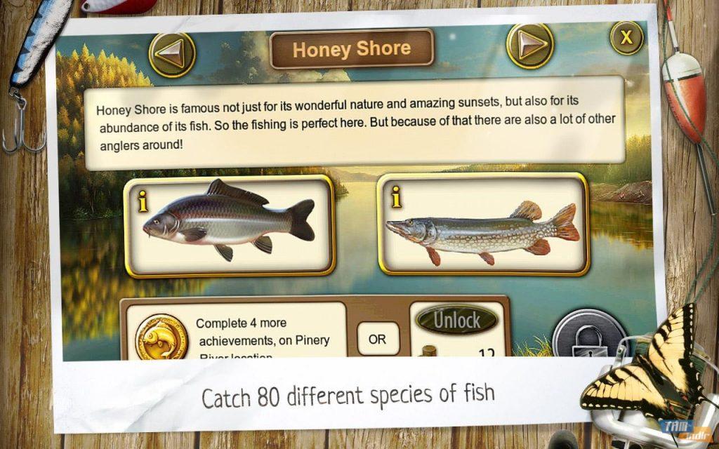 симулятор рыбалки Gone Fishing