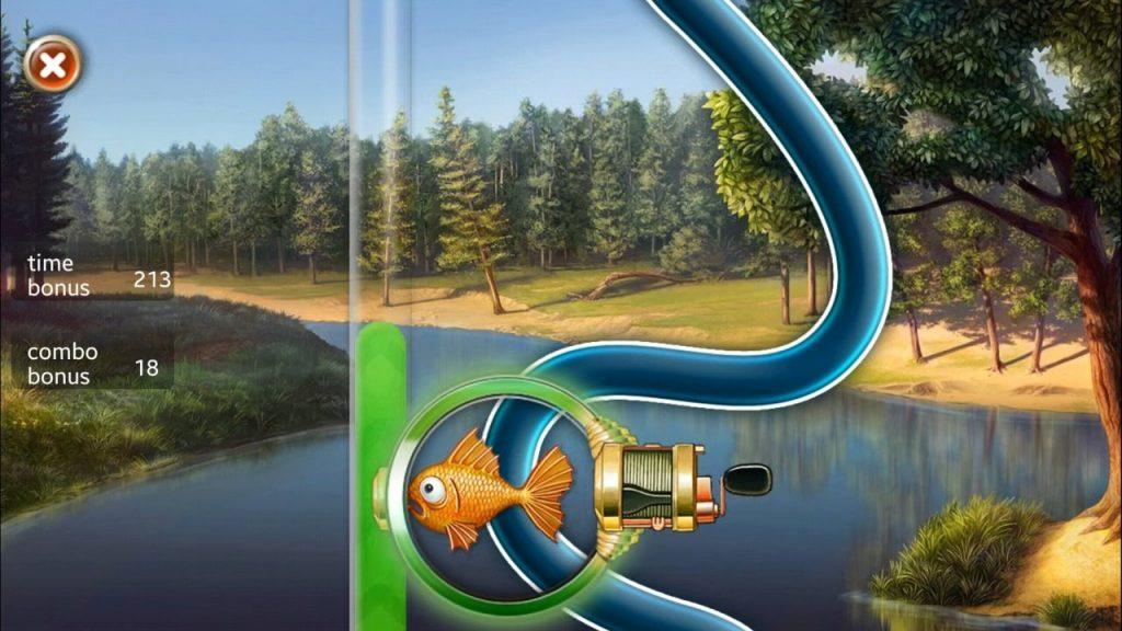 скачать игру Gone Fishing