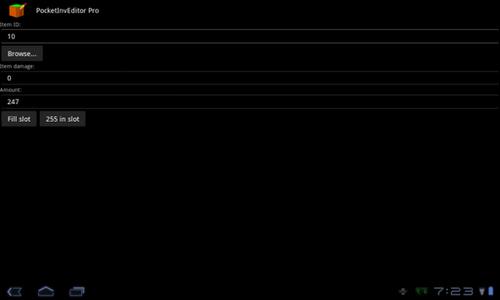 Pocketinveditor pro для Android