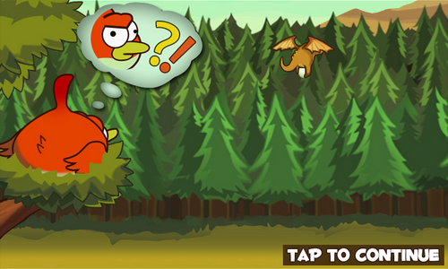 Clumsy bird для Android