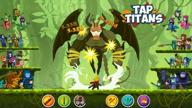 Tap Titans