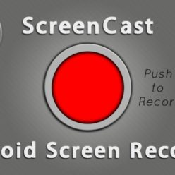 Screencast Video Recorder