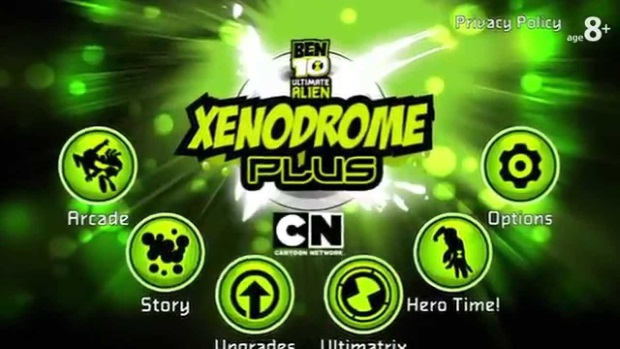 BEN 10 Ultimate Alien: Xenodrome