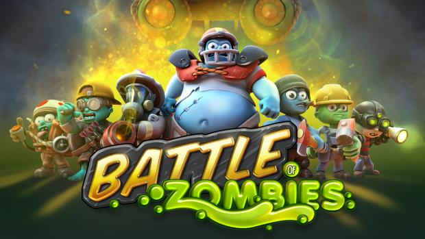 Битва Зомби