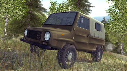 4x4 Russian SUVs Off-Road 2_5