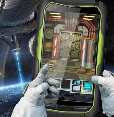 100 Doors Aliens space_2
