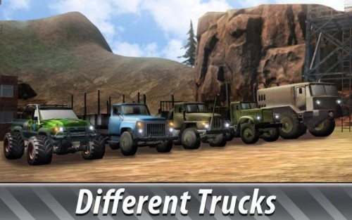 Russian Trucks Offroad 3D_1
