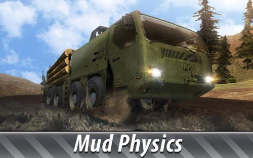 Russian Trucks Offroad 3D_2