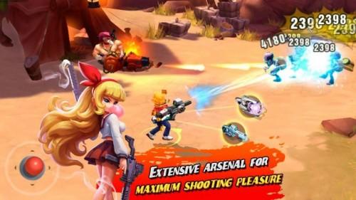 Treasure Raiders Zombie Crisis_3