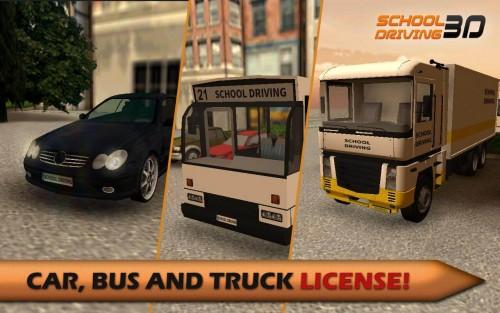 School Driving 3D_3