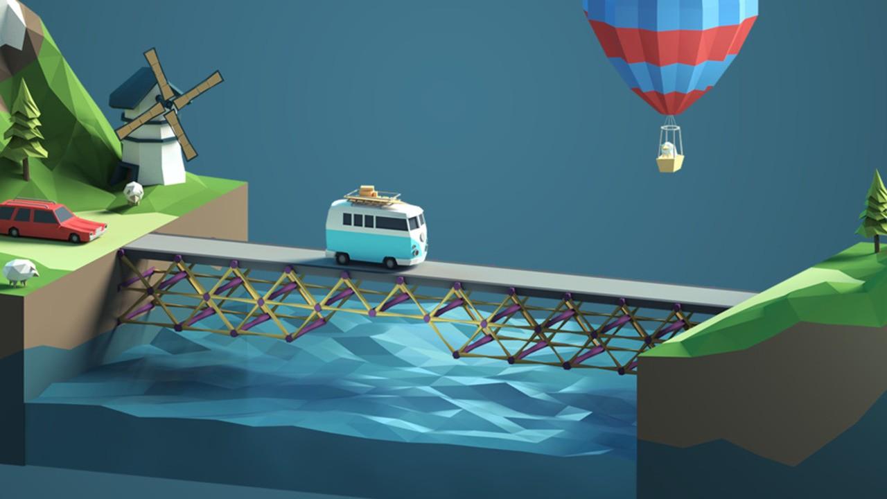 poly bridge скачать