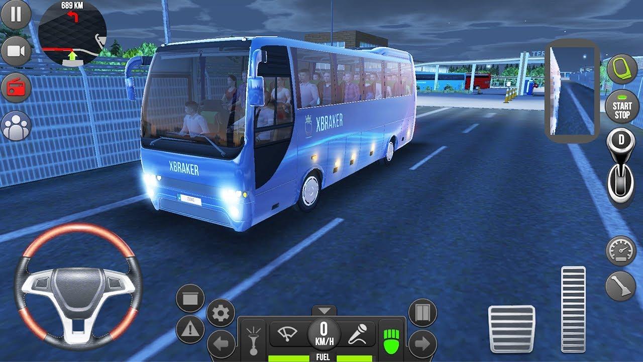 bus simulator ultimate много денег скачать