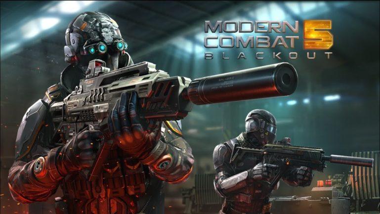 Modern Combat 5