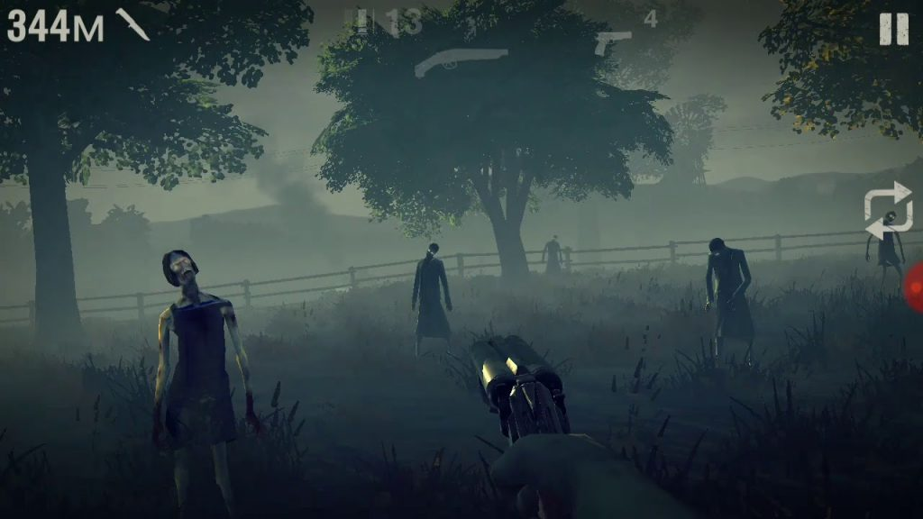 скачать взлом зомби в тумане