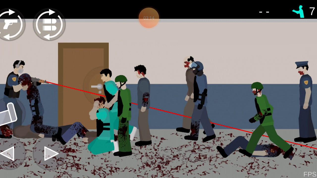 скачать flat zombies