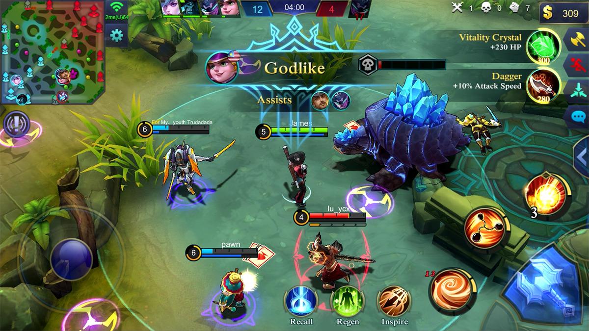 скачать mobile legends bang bang