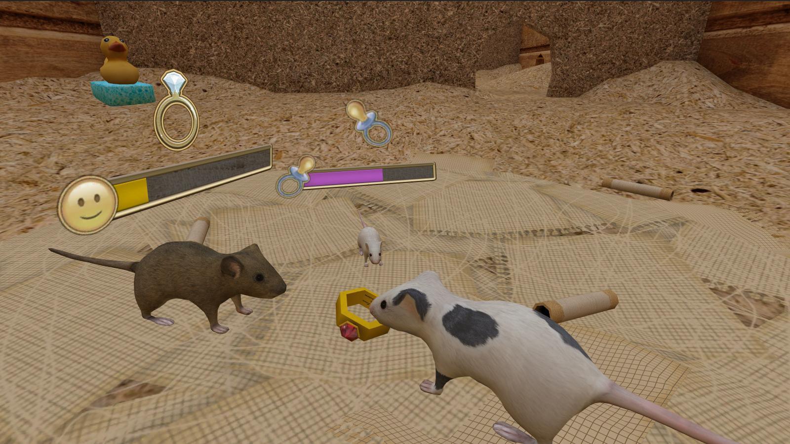 скачать игру симулятор мыши