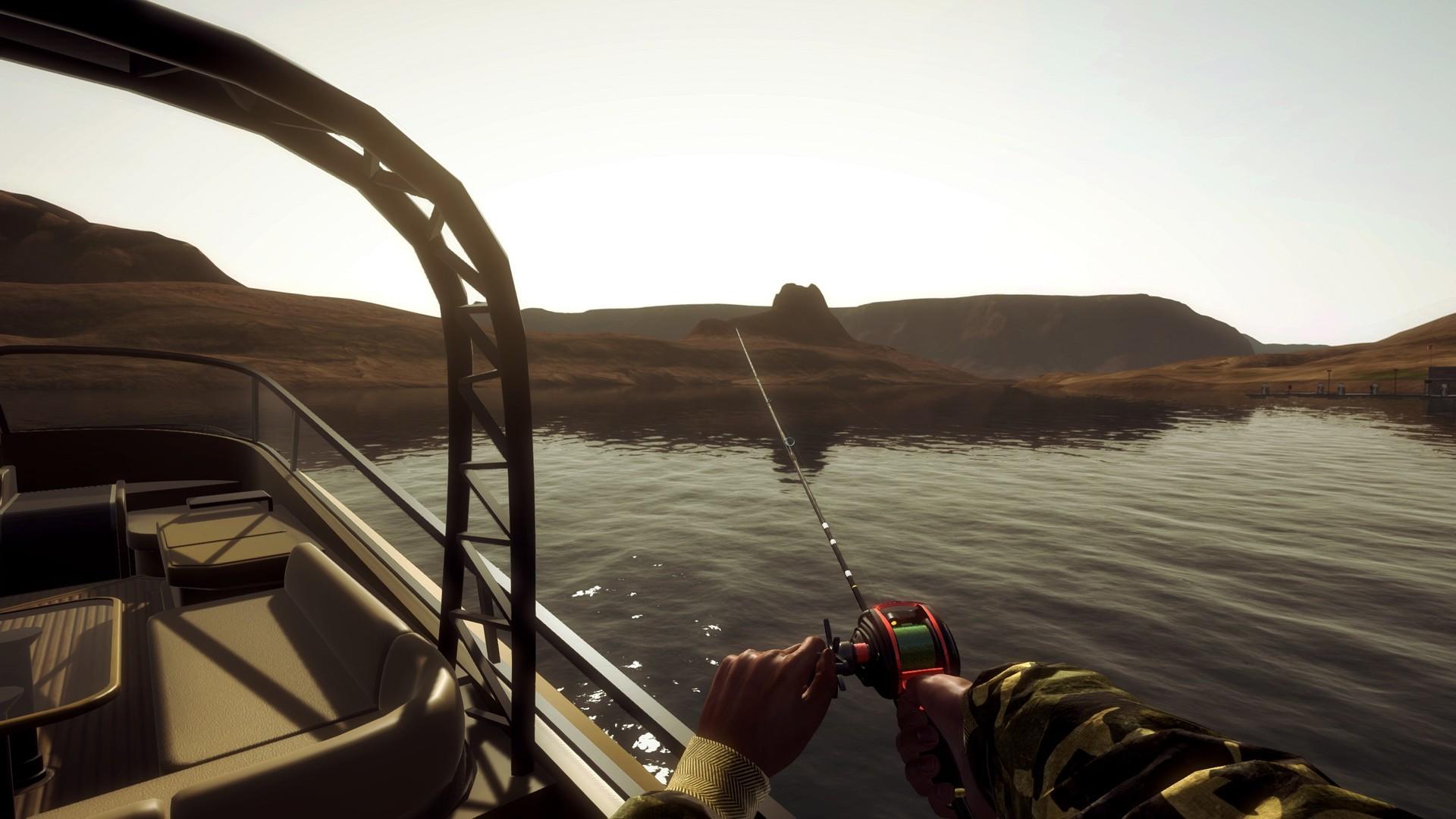 скачать ultimate fishing simulator