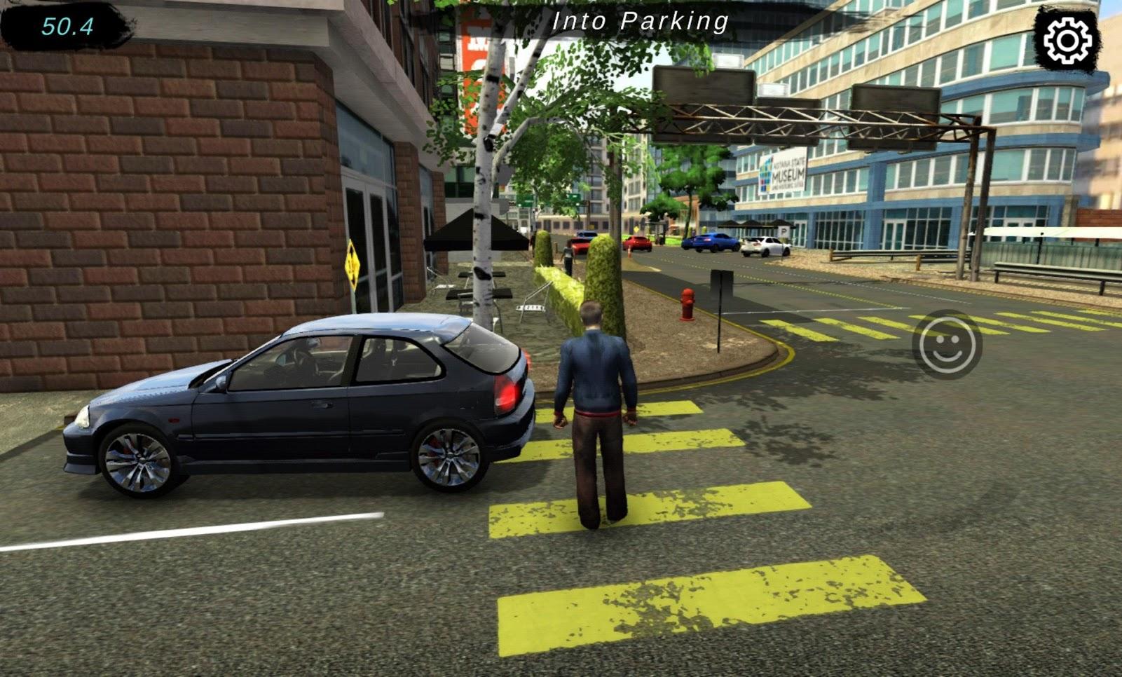 скачать кар паркинг взлом