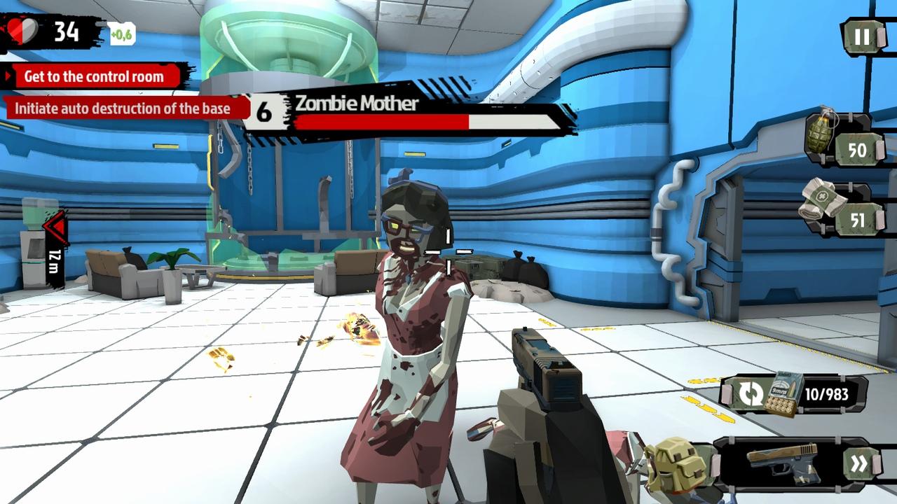 скачать walking zombie 2
