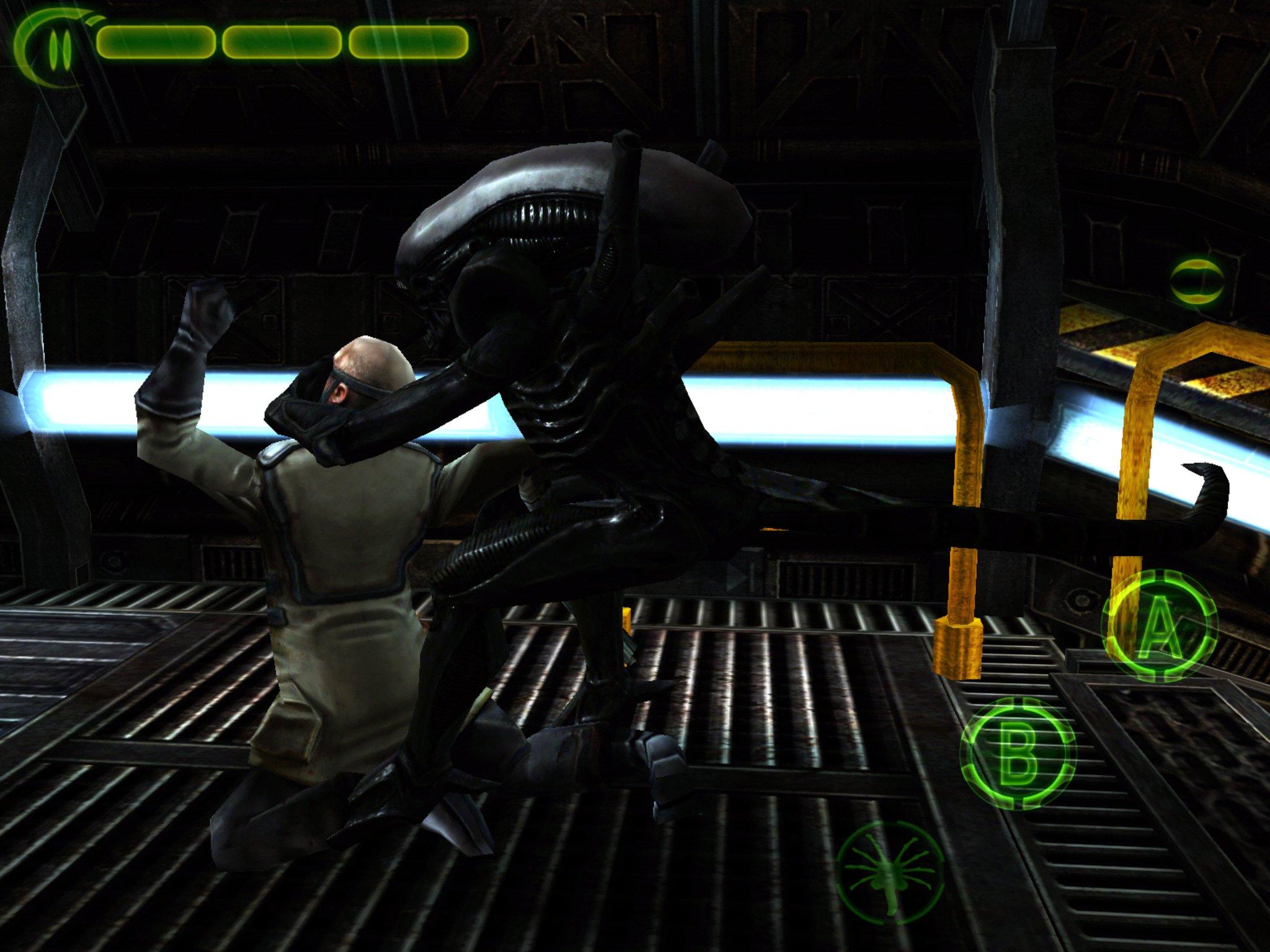 скачать игру чужой против хищника
